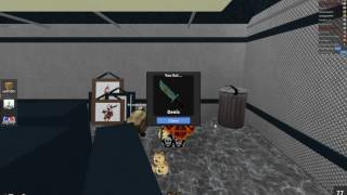 Roblox: How To Get The Denis And Corl knife In Murder Mystery 2
