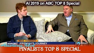 Jeremiah Lloyd Harmon Part 2 Meet Your Finalists | American Idol 2019 Top 8