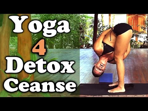 5-Pose Yoga Fix How you can Eliminate toxins