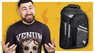 Рюкзак для работы и спорта от Hayabusa ✓ Обзор Hayabusa Ryoko Backpack