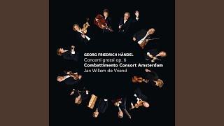 Concerto grosso op. 6 no. 7 in B-flat major HWV 325: II. Allegro