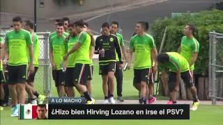 Hugo Sánchez  le pide a Hirving Lozano sentirse importante en el PSV
