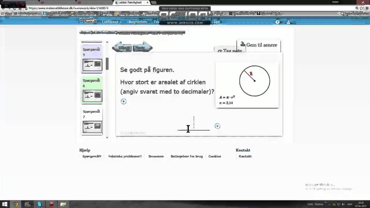 Matematikfessor hack!