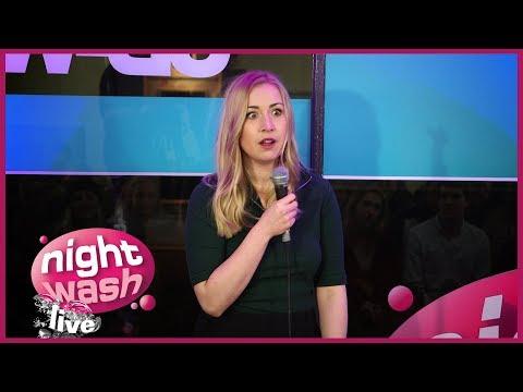Schlüpfer vergessen! Was eine Leggings alles schluckt - Lena Kupke | NightWash live