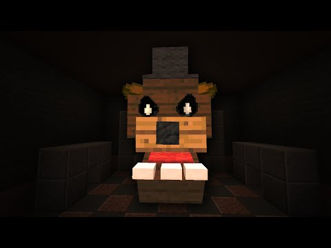 Freddy Jumpscare in Minecraft (Five Nights at Freddy's)