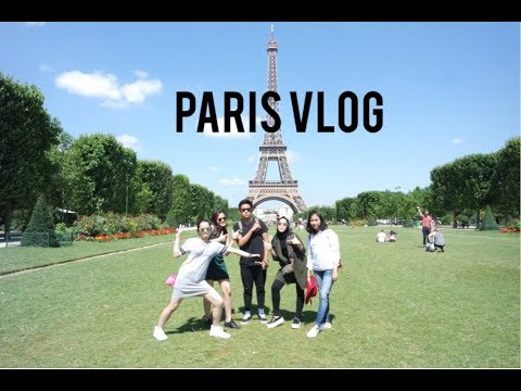 LUXURY SHOPPING IN PARIS?? DAY 1,3 VLOG (VERSAILLES, EIFFEL, CHAMP ELYSSES AND MORE)