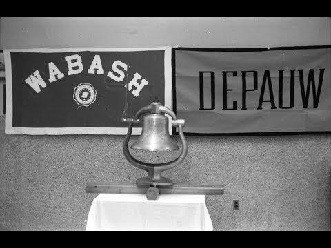 October 1988 - Syndicated Radio Program Features Monon Bell Rivalry