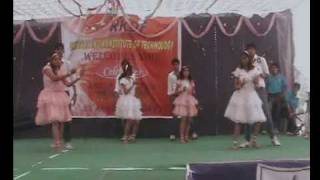CIIT best group dance 2010 on Tumse mili nazar song..