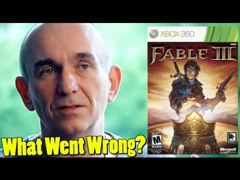 Fable Creator Speaks On What Killed The Series