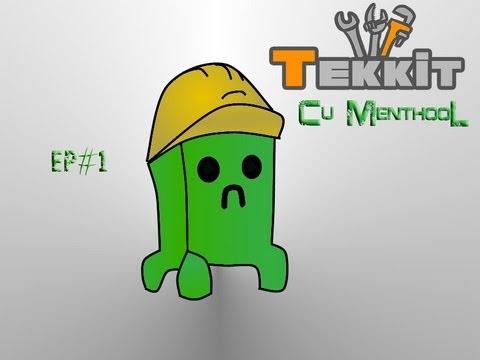 [RO]Minecraft Tekkit[S.2 Ep#1]-Revenim cu Tekkit