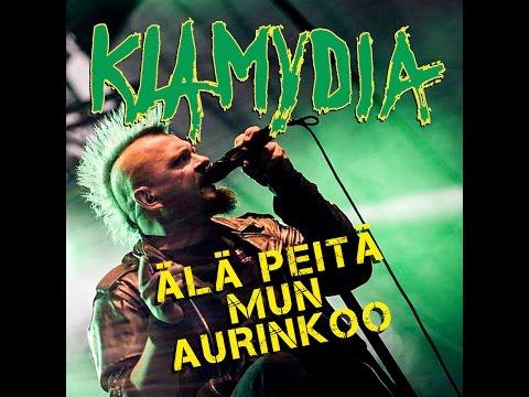 Klamydia - Älä peitä mun aurinkoo (Audio)