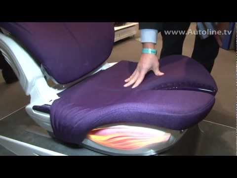 Faurecia Seat Technology