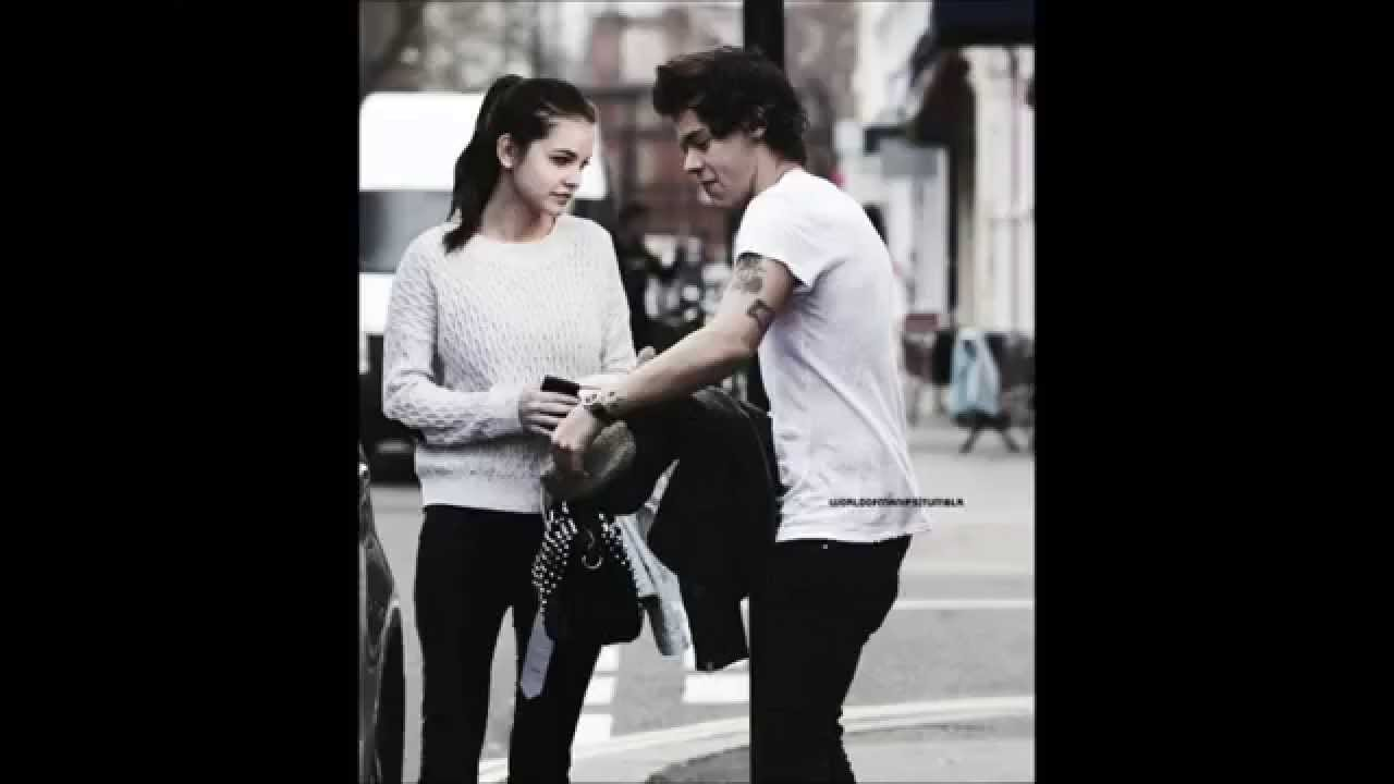 Barbara Palvin and Harry Styles (Happily Fanfiction) - YouTube