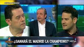 ¡TERTULIANOS SE MOJAN! ¿GANARÁ el REAL MADRID la CHAMPIONS?