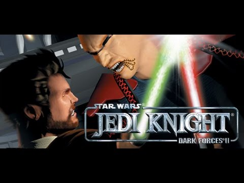 Star Wars Jedi Knight: Dark Forces 2 - Part 19 - The Valley of the Jedi |