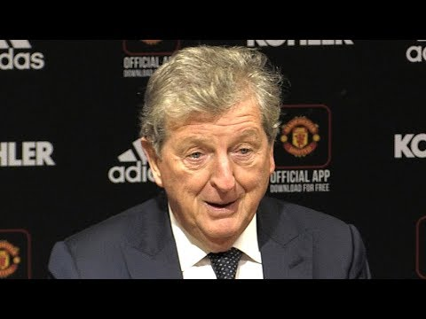 Manchester United 0-0 Crystal Palace - Roy Hodgson Full Post Match Press Conference - Premier League