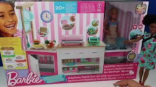 Barbie Mutfak Seti Aldım! Okul Dönüşü Toyzz Shop Alışverişim! Bidünya Oyuncak