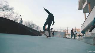 Первый Skate Contest 2018. Владивосток