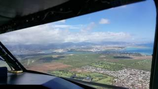Approach and Landing at PHNL