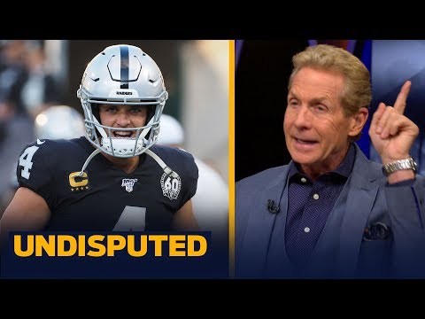 Skip and Shannon discuss how good the Raiders can be with Antonio Brown | NFL | UNDISPUTED