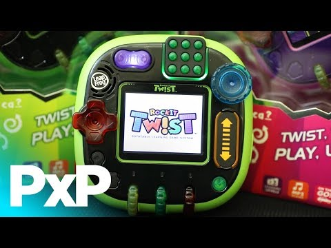 Twist your way to victory with LeapFrog's RockIt Twist! | A Toy Insider Play by Play