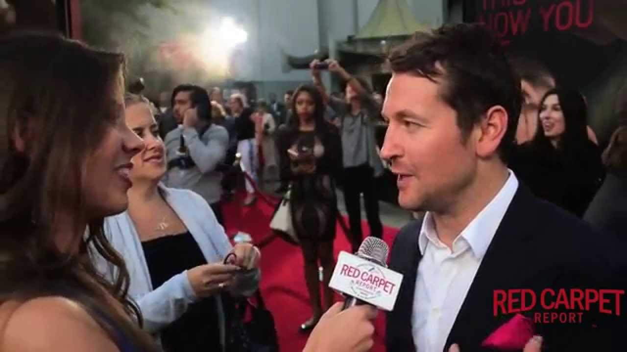 Download Leigh Whannell at the World Premiere of Insidious Chapter 3 Movie #InsidiousChapter3 #Insidious