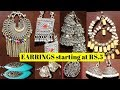 EARRINGS COLLECTION starting FROM Rs- 5/ | Cheapest Sarojini Nagar Earrings | Srishti's Diary