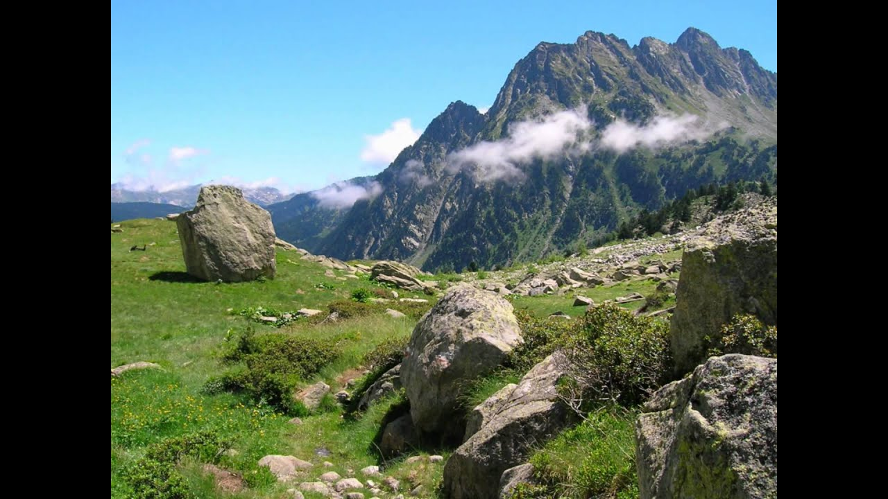 gr11 hiking trail spanish pyrenees youtube. Black Bedroom Furniture Sets. Home Design Ideas