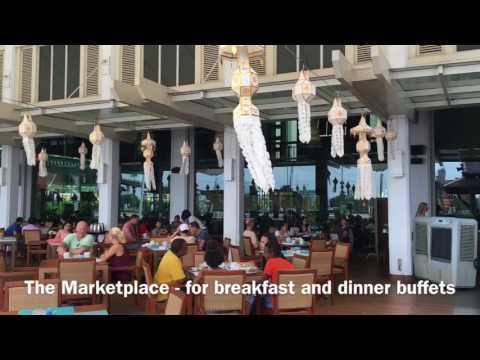 Luxury Bangkok hotel - Anantara Riverside - Bangkok