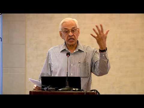 Professor R R Singh, Former Head, Delhi School of Social Work and Tata Institute of Social Science