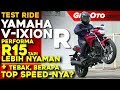 Yamaha V-Ixion R 2018 l Test Ride Review l GridOto