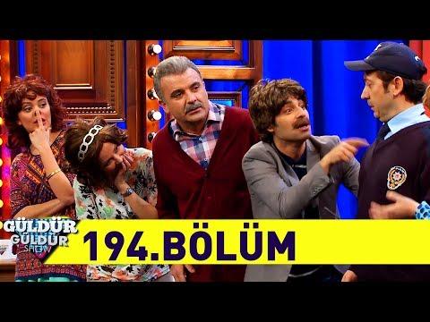 Güldür Güldür Show 194.Bölüm (Tek Parça  HD)