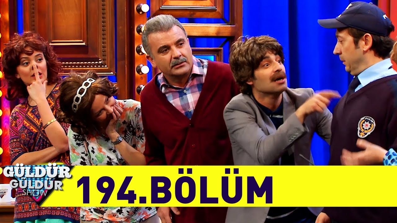 Güldür Güldür Show 194bölüm Tek Parça Full Hd Youtube