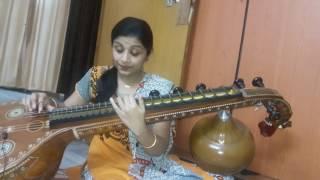 peddapuli song by veenasrivani