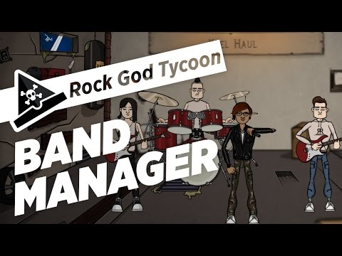 BAND MANAGER - ep 1 - Rock God Tycoon Gameplay Let's Play
