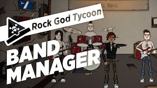 BAND MANAGER - ep 1 - Rock God Tycoon Gameplay Let