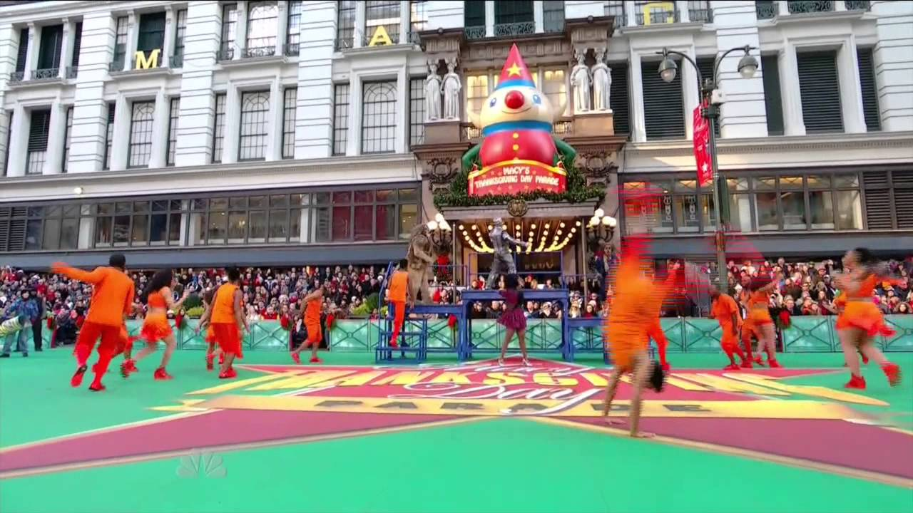 The Wiz Live- 2015 Macy\u0027s Thanksgiving Day Parade - YouTube