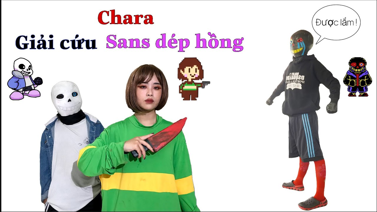 Download PHÁP SƯ GANGSTER GAME [TẬP 2] Chara Giải Cứu Sans Thoát Khỏi Error Sans (Play Together)