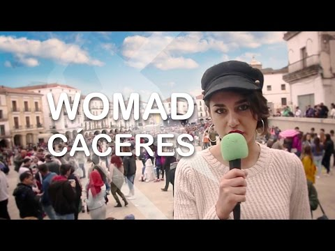 WOMAD CACERES 2016 (Fiesta Musica)
