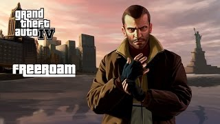 GTA IV - FreeRoam Gameplay | No Commentary - LOW END PC