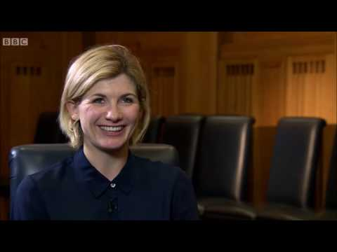 Doctor Who - Full Interview With Jodie Whittaker On BBC News