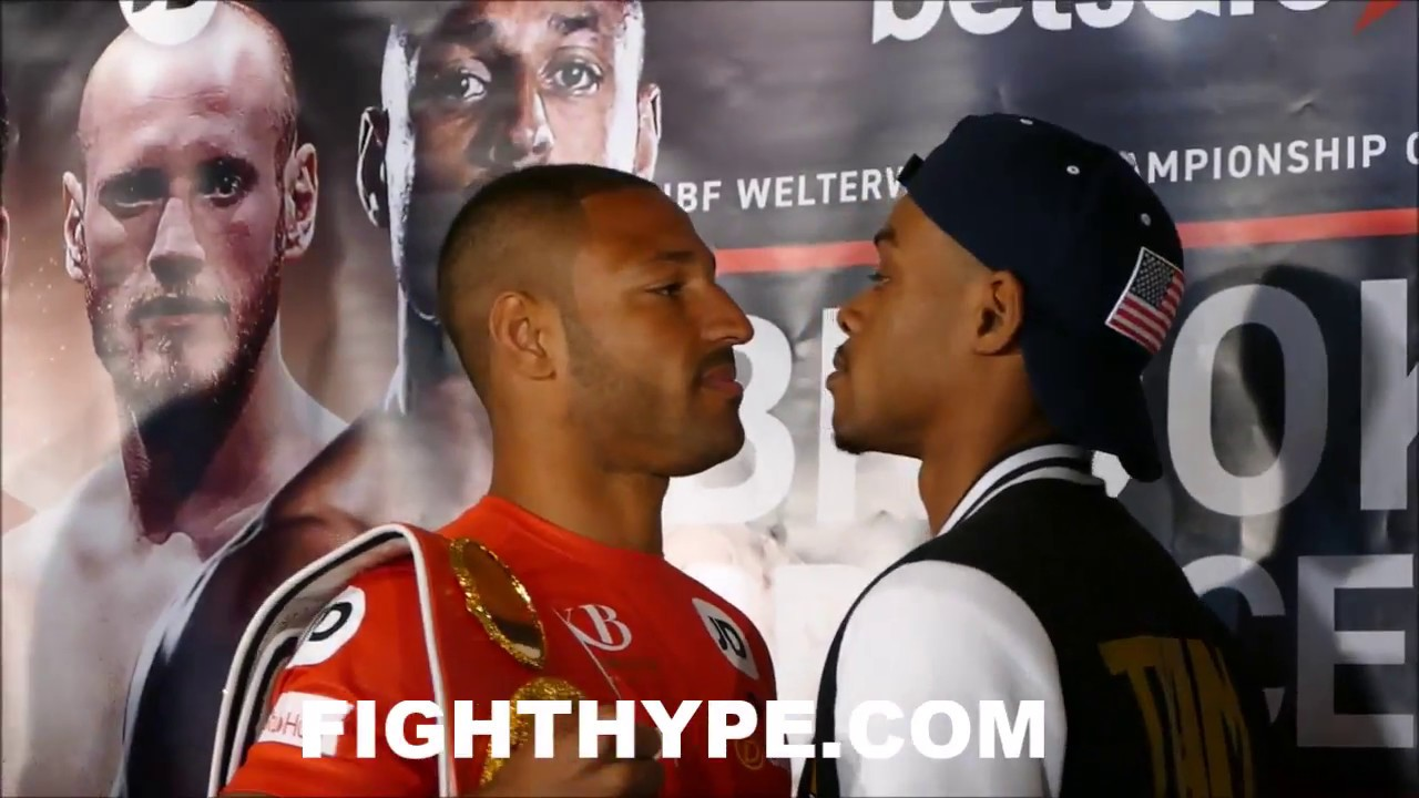 tempers-erupt-kell-brook-vs-errol-spence-full-official-final-press-conference-and-face-off