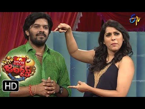 Sudigaali Sudheer Performance | Extra Jabardsth | 15th September 2017| ETV  Telugu