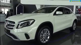 2017 Mercedes-Benz GLA 200 (X156).  Обзор