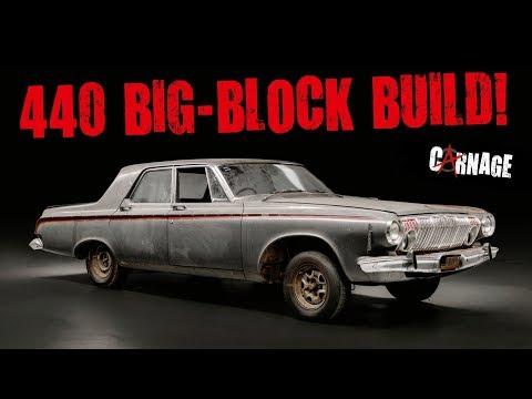Carnage Episode 18 - Mr Dodgey the 1963 Dodge Phoenix