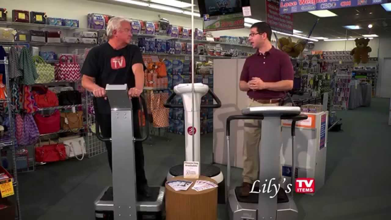 triflex vibration therapy at lilys as seen on tv gabe sanchez triflex vibration therapy at lilys as seen on tv gabe sanchez