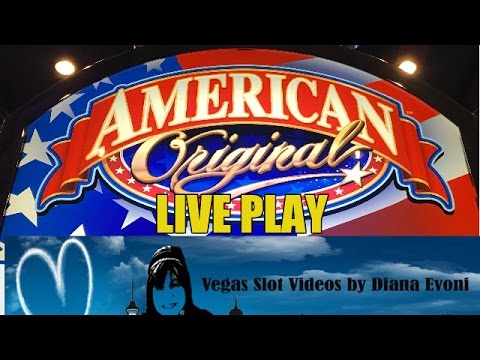 American Original Slot Game