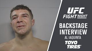Fight Night Milwaukee: Al Iaquinta - 'I Never Doubt My Cardio'