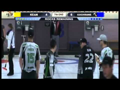 2013 Stu Sells Toronto Tankard: Mark Kean vs Bryan ...