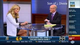Charissa Thompson 5/30/14 Fox Sports Live!